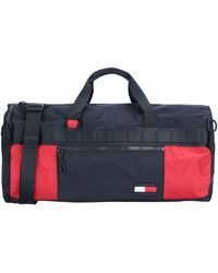 Tommy Hilfiger Travel Duffel Bags - Blue