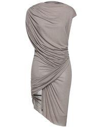 Rick Owens Lilies Short Dress - Multicolour