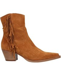 Pinko Ankle Boots - Brown