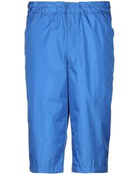 Comme des Garçons 3/4-length Short - Blue