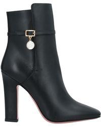 Blumarine Ankle Boots - Black