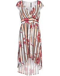Manila Grace - Knee-length Dress - Lyst