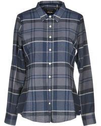 Barbour - Shirt - Lyst