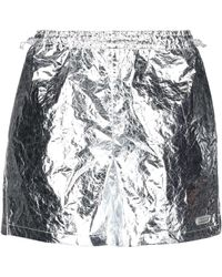 MISBHV Bermuda Shorts - Metallic