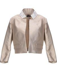 Botondi Milano Suit Jacket - Natural