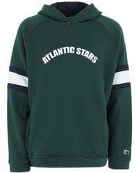 Atlantic Stars Sudadera - Verde