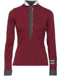 Etiqueta Negra Poloshirt - Rot