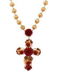 Dolce & Gabbana Necklace - Metallic