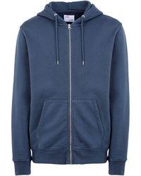COLORFUL STANDARD Sweatshirt - Blau