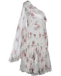 Giambattista Valli Knee-length Dress - White