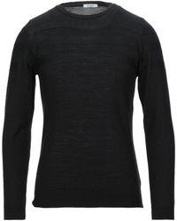 Officina 36 Pullover - Negro