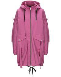 Frankie Morello Denim Outerwear - Pink
