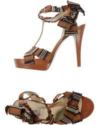 Sophie Theallet - Sandals - Lyst