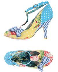 Irregular Choice Zapatos de salón - Amarillo