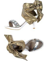 Jamin Puech - Sandals - Lyst