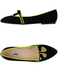 B Store - Ballet Flats - Lyst