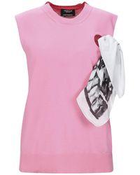 CALVIN KLEIN 205W39NYC Pullover - Pink