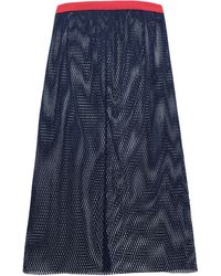 Pinko Midi Skirt - Blue