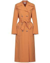 WEILI ZHENG Coat - Orange