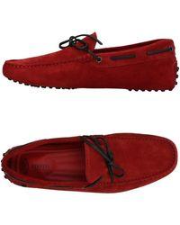 Tod's For Ferrari - Loafer - Lyst