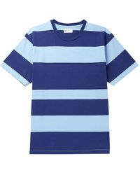 Universal Works T-shirt - Blue