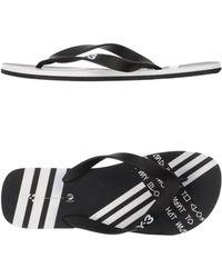 Y-3 - Thong Sandal - Lyst