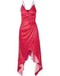 Haney Minivestido - Rojo