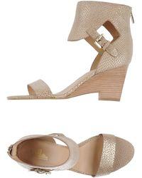 Belle By Sigerson Morrison Sandals - Natural
