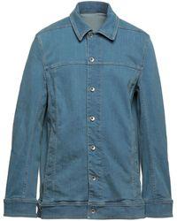 Rick Owens Drkshdw - Capospalla jeans - Lyst