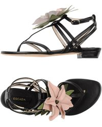 ESCADA | Sandals | Lyst
