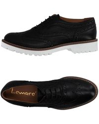 Lemarè - Lace-up Shoe - Lyst