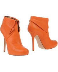 Blumarine - Ankle Boots - Lyst