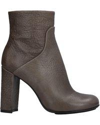 Gentry Portofino Ankle Boots - Grey