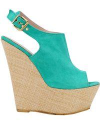 Annarita N. Sandals - Green