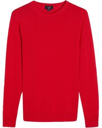 Dunhill Pullover - Rosso