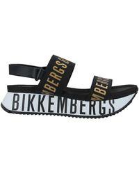 Bikkembergs Sandals - Black