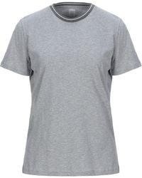 Eleventy T-shirt - Grey