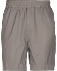 WOOD WOOD Bermuda Shorts - Grey