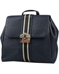 be Blumarine Backpacks & Bum Bags - Blue