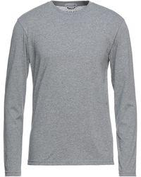 Daniele Alessandrini Homme Camiseta - Gris