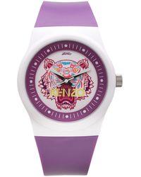 KENZO Wrist Watch - White
