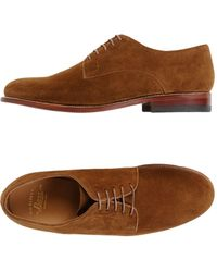 G.H.BASS Lace-up Shoe - Brown