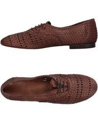 CafeNoir Zapatos de cordones - Marrón