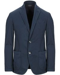 Tombolini Suit Jacket - Blue