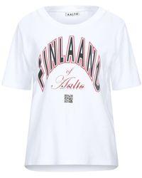 AALTO T-shirt - White