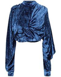 Y. Project Blouse - Blue