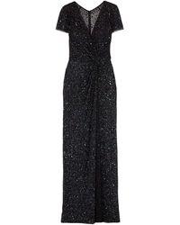 Jenny Packham Vestito lungo - Nero