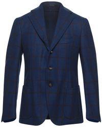 Cesare Attolini Suit Jacket - Blue