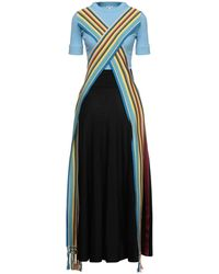 Loewe Long Dress - Blue