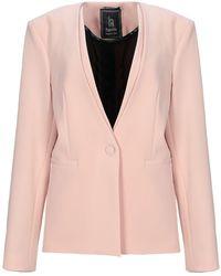 Hanita Suit Jacket - Pink